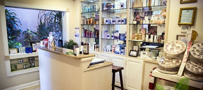 The Hideaway Spa and Salon
