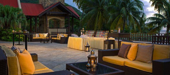 Saman Room Terrace
