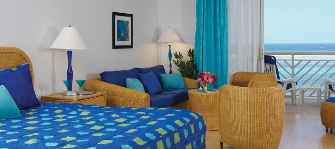 Premium Beachfront Guestroom