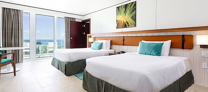 Premier Oceanview Guestroom