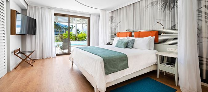 Preferred Club Marina and Ocean Marina Suite 2nd Floor Rendering