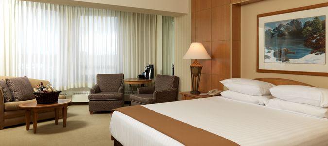 Luxury and Premium Guestrooms