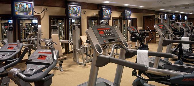 StayFit Fitness Center