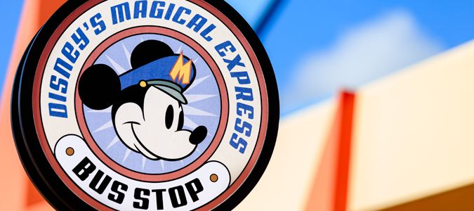 Disney's Magical Express Stop