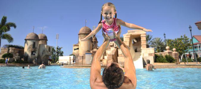 Fuentes del Morro Pool