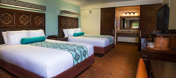 Standard View Guestroom