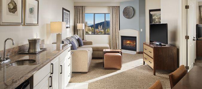 One Bedroom Suite