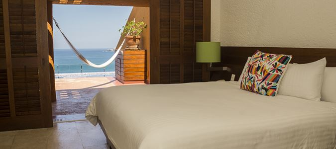 Brisas Beach Club Guestroom
