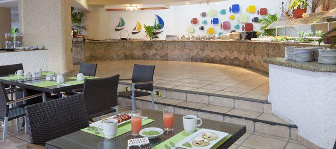 Aquamarina Restaurant Breakfast Buffet