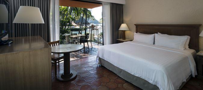 Pool View Guestroom
