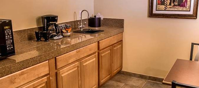 Suite King Kitchenette