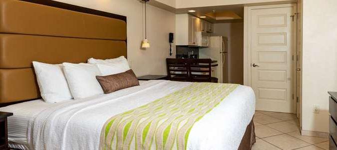 King Bed, Ground Floor