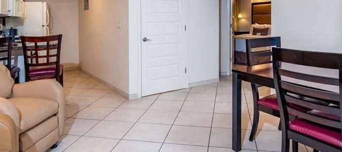 Mobility Access 2 Bedroom Suite Ground Floor