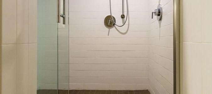 King Room Large Shower