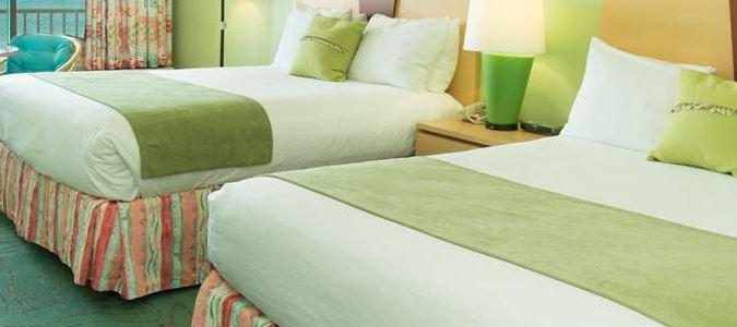 Two Queen Bed Room - Beachfront