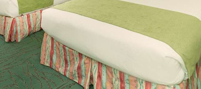 Two Queen Bed Guest Room -Inland