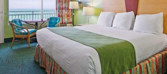 Beachfront Guest Room