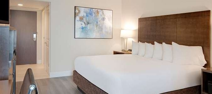 Newly Remodeled King Bed Room 2