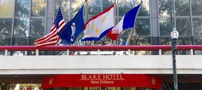 Blake Hotel New Orleans, BW PC