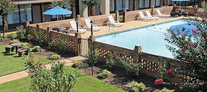 Swimming Pool Courtyard