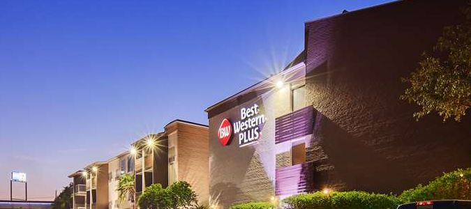 BEST WESTERN PLUS Austin City Hotel