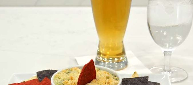 Appetizers and Brews in the Bistro