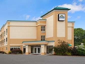 Welcome to the Days Inn and Suites Albany