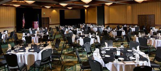 Boise Hotel Meeting Room