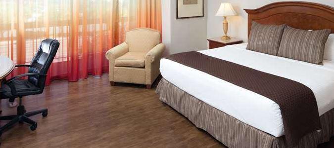 Boise Hotel King Room