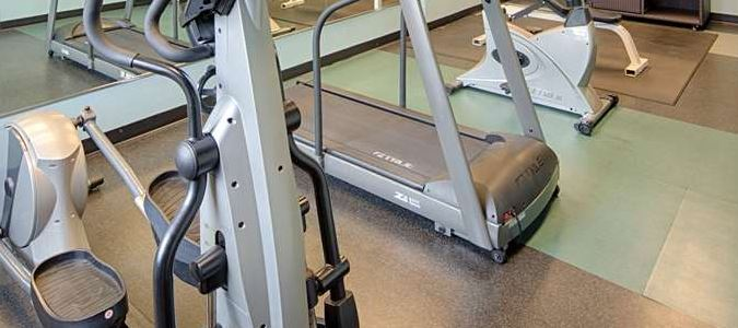 ORAIRP Fitness Center