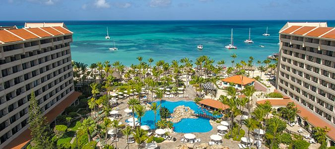 Barcelo Aruba - All Inclusive