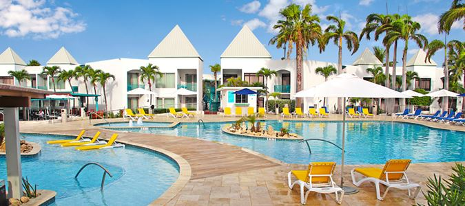 Courtyard by Marriott Aruba Palm Beach Resort - Aruba - Caribbean