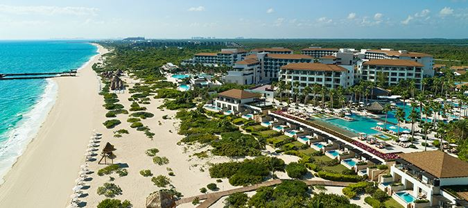 Dreams Playa Mujeres Golf & Spa Resort - Optional Unlimited-Luxury