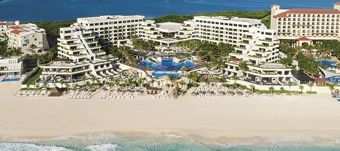 Now Emerald Cancun Resort & Spa - Optional Unlimited-Luxury