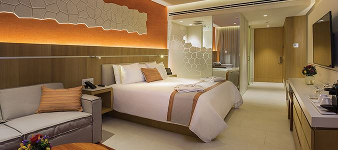 Dreams Vista Cancun Resort Spa All Inclusive Detailed