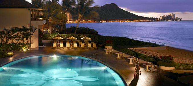 Halekulani - Hawaii-Oahu - Hawaii