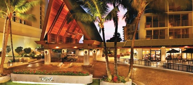 Outrigger Reef Waikiki Beach Resort Oahu Hotels Applevacations