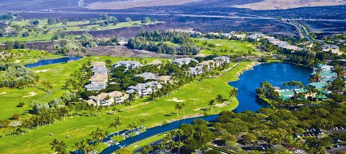 Fairway Villas Waikoloa By Outrigger Detailed Information