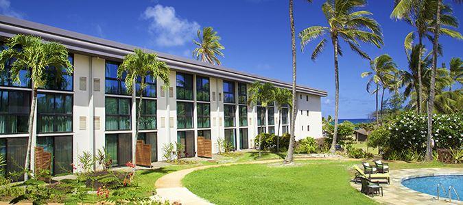 Resort: Hilton Garden Inn Kauai   Wailua Bay