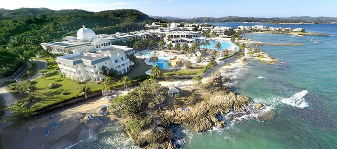 Grand Palladium Jamaica Resort and Spa - All Inclusive