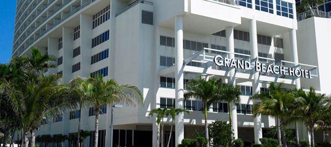 Grand Beach Hotel Miami Beach Detailed Information