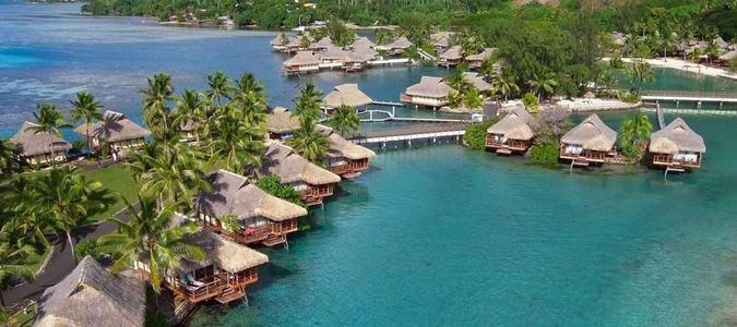 Intercontinental Moorea Resort Spa European Plan