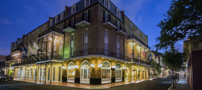 Holiday Inn French Quarter - Chateau Lemoyne