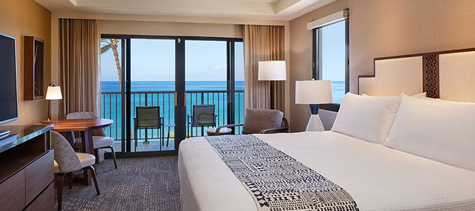 Ka Anapali Beach Hotel Hawaii Maui Hotels Applevacations