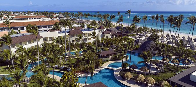 Now Larimar Punta Cana - Optional Unlimited-Luxury