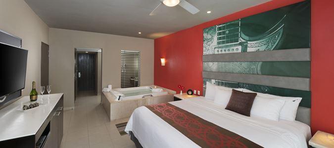 Hard Rock Hotel Vallarta - All Inclusive Detailed Information