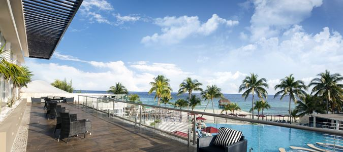 The Fives Azul Beach Rst Playa Del Carmen By Karisma soon to be The Fives Beach Htl & Residences -AI