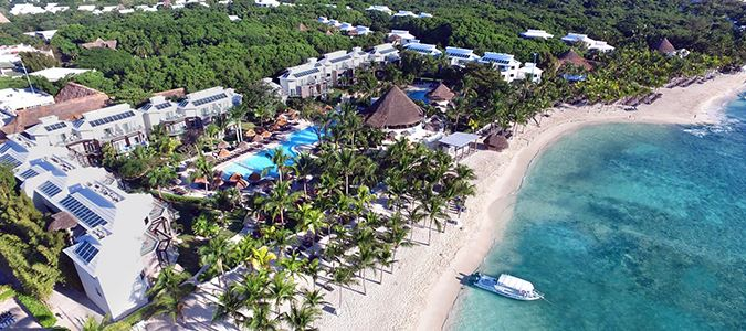 Sandos Caracol Eco Resort Cancun Hotels | AppleVacations