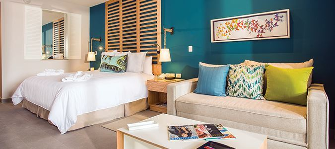 Now Natura Riviera Cancun Unlimited-Luxury® Detailed Information