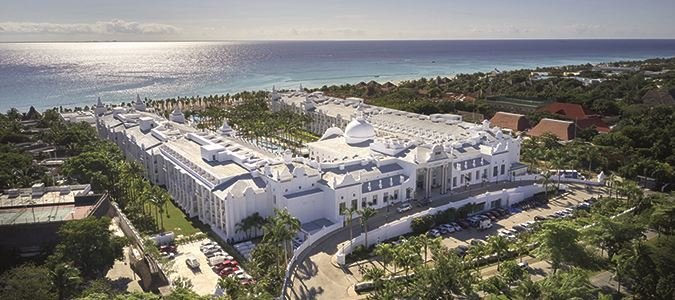 Riu Palace Riviera Maya - All Inclusive